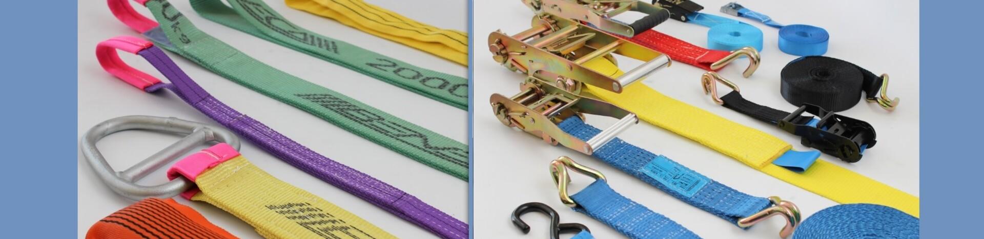 spanbanden rondstroppen slings