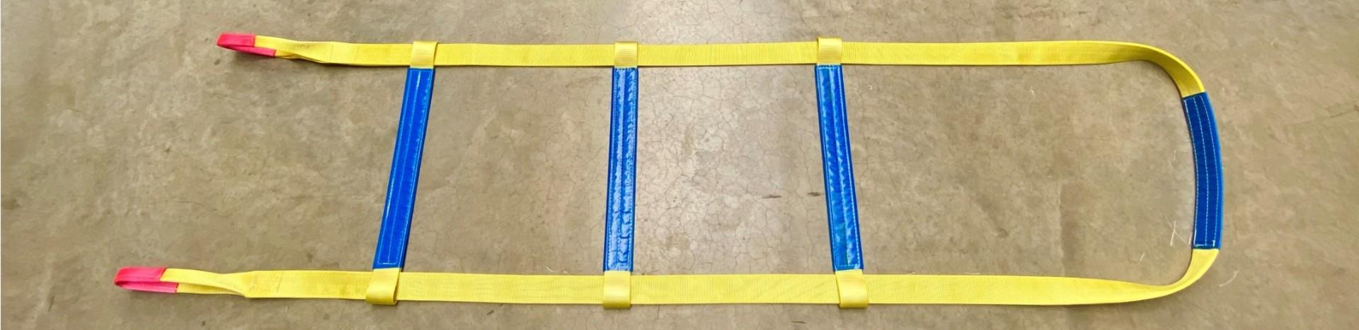 glas lifting web sling