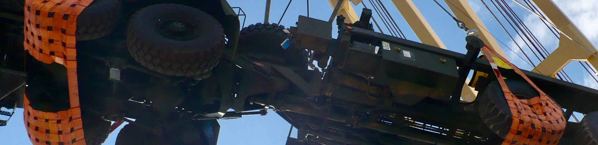Lifting wheelnet
