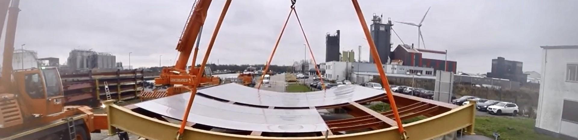 Roundslings 40 ton